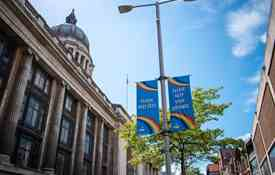 Nottingham BID City Centre Signage